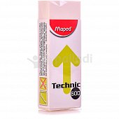 Ластик  61х22х12мм Maped Technic FR01160012