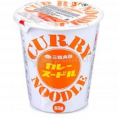 Лапша Curry noodle 65г