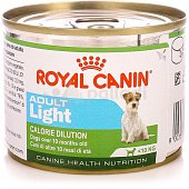 Royal Canin Adult Light 195г